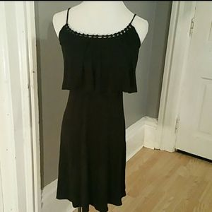 Adorable American Eagle black dress